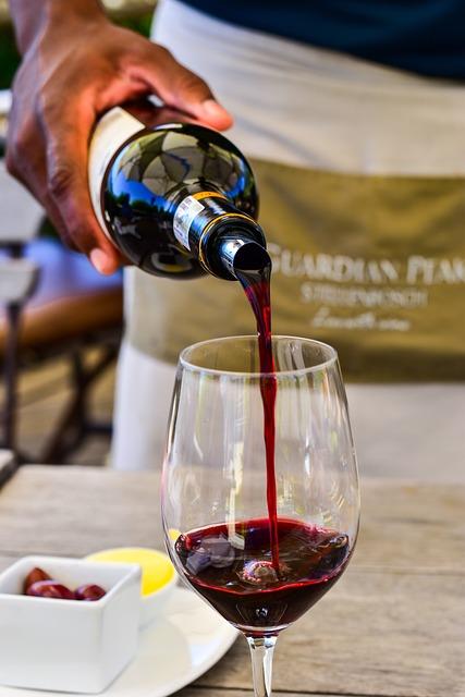 Guardian Peak Winery, Wine, Alcohol, Drink, Glass