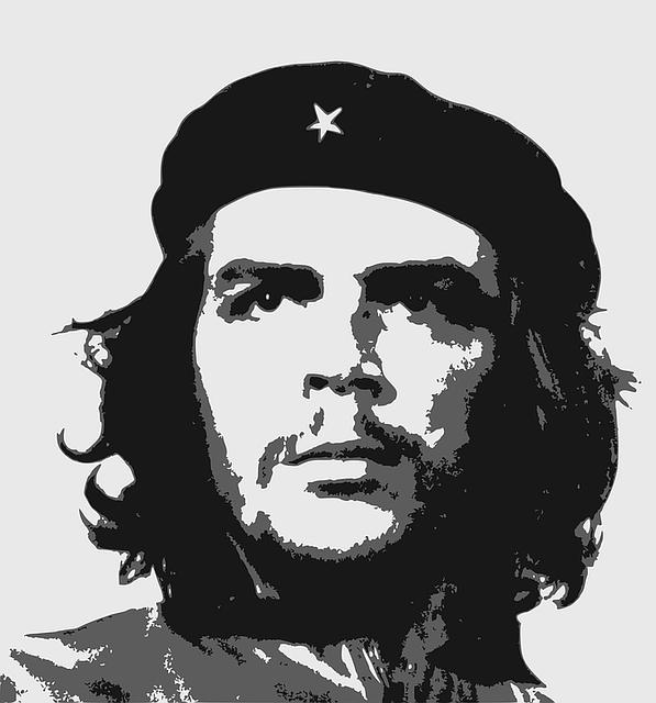 Che, Famous, Guerrilla, Guevara, Marxist, People