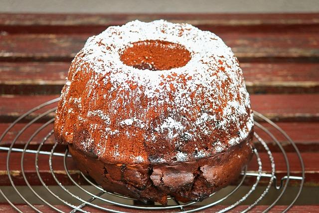 Gugelhupf, Cake, Bowl Cake, Pot Pie, Bake, Food