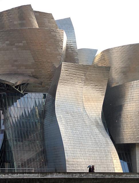 Bilbao, Guggenheim, Museum, Landmark