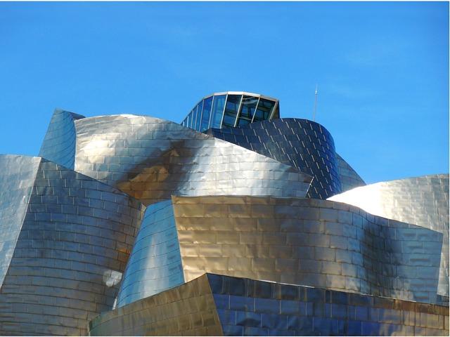 Guggenheim, Guggenheim Museum, Bilbao, Spain, Museum