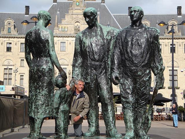 Giant, Statue, Mechelen, Guided Tour