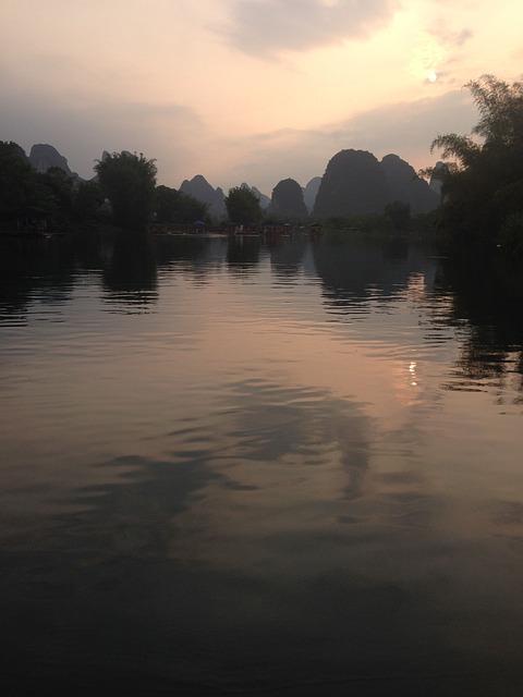 Views, Yangshuo, Guilin