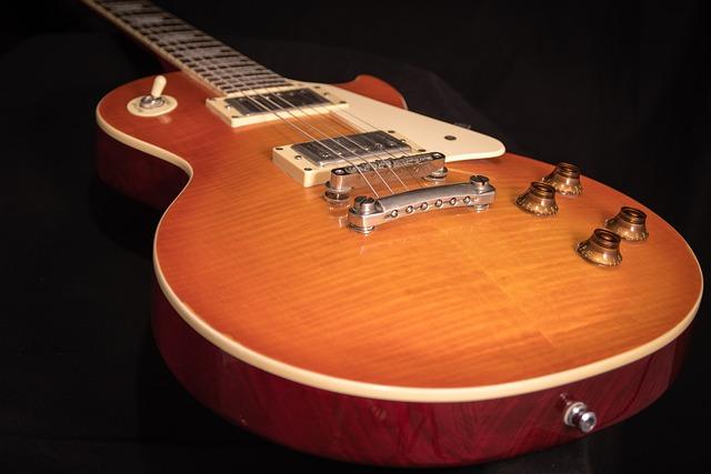 Guitar, Electric Guitar, Les Paul, Epiphone, Brown