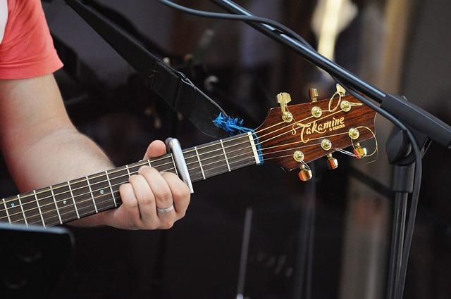 Guitar, Music, Musician, Instrument, Sound