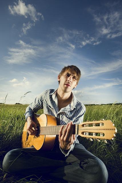 Guitar, Guitarist, Musician, Instrument, Music, Play