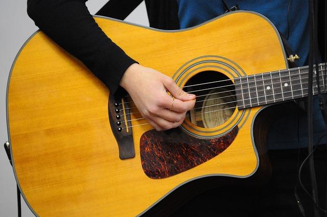 Guitar, Music, Instrument, Sound