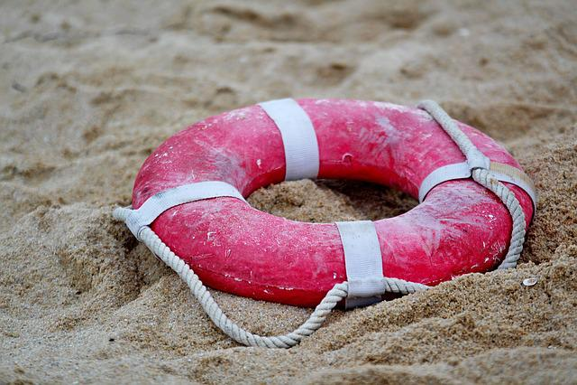 Structure, Sea, Beach, Gumyeonghwan, Lifesaving