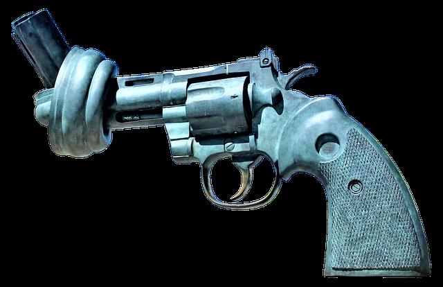 Revolver, Colt, Hand Gun, Weapon, Shoot, Gun