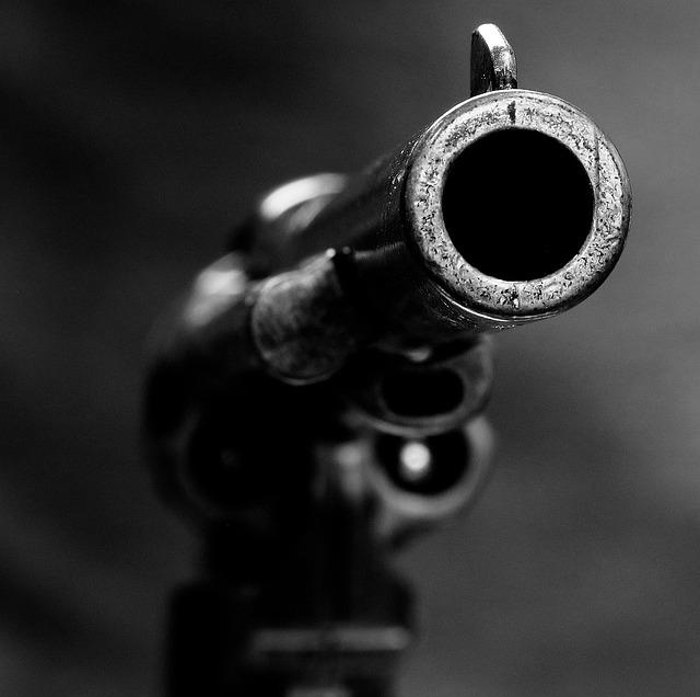 Gun, Pistol, Weapon, Rifle, Brass