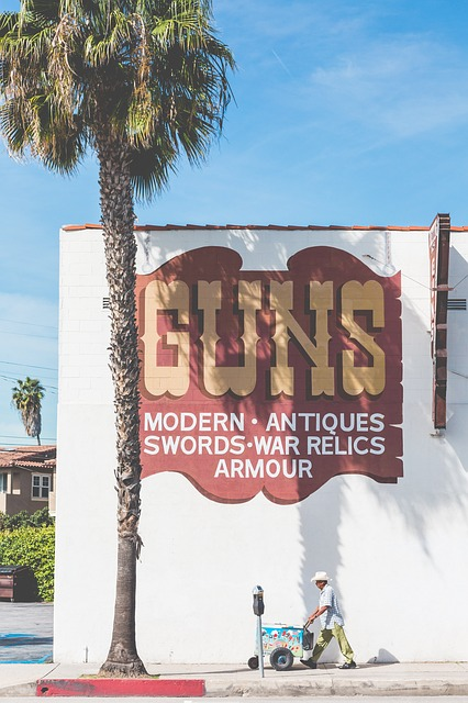 Guns, Antiques, Pawn Shop, Mexican, Las Vegas, Mexico