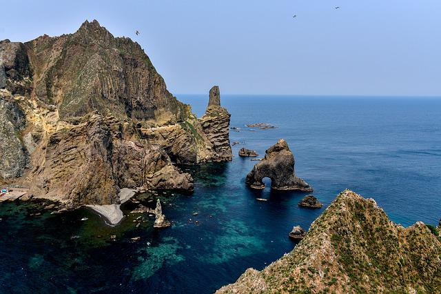 Dokdo, Korea, Our Territory, Gyeongsangbuk-do