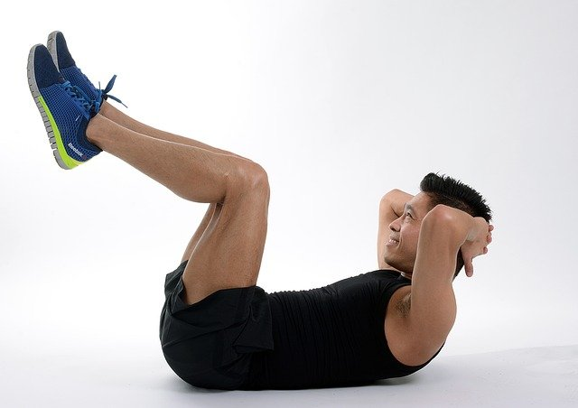 Abdominal, Exercise, Fitness, Gym, Athlete, Sports