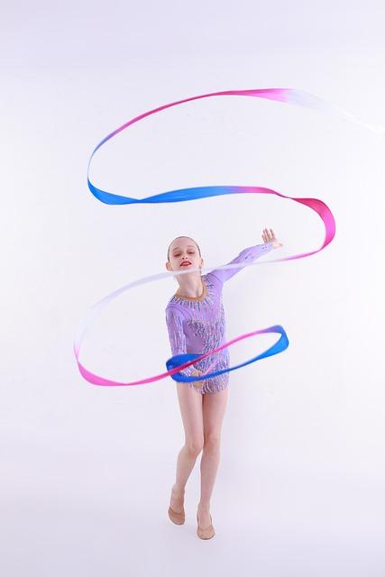 Rsg, Rhythmic Sports Gymnastics, Gymnastics, Girl