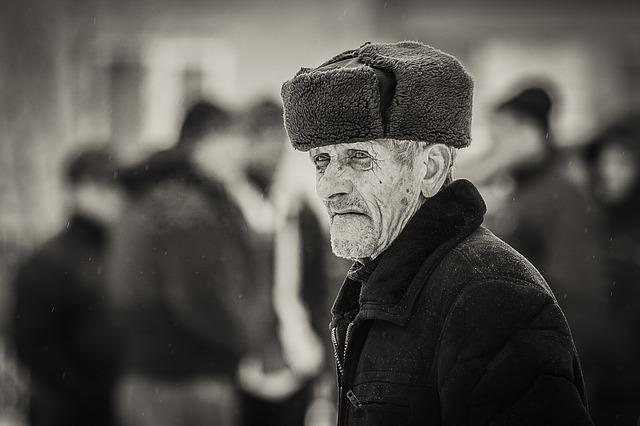 Image of: Old Man Old Age Village Romania Experience Habits Max Pixel Free Photo Diabetes Wisdom Refeccionar Sad Old Age Old Time Max Pixel