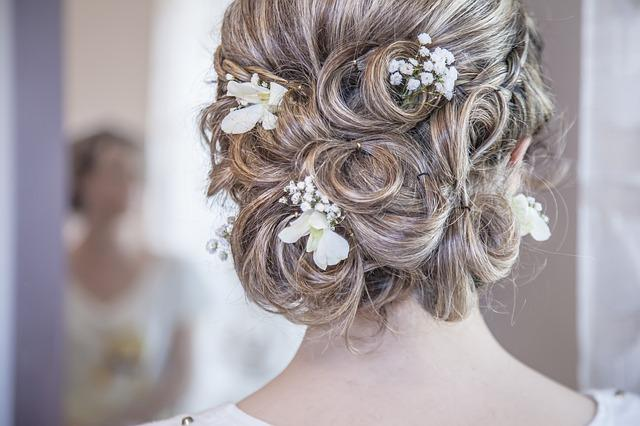 Hair, Marriage, Bride, Woman, Whites, Fashion, White