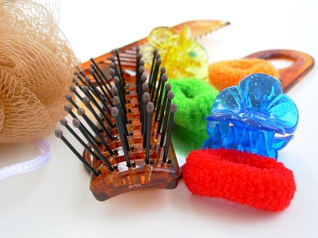 Haircare, Beauty, Comb, Hair, Salon, Cut, Care