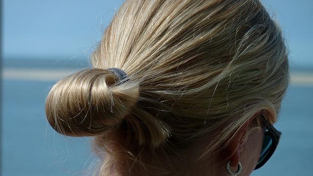 Blond, Blond Hair, Woman, Face, Hair, Main, Head