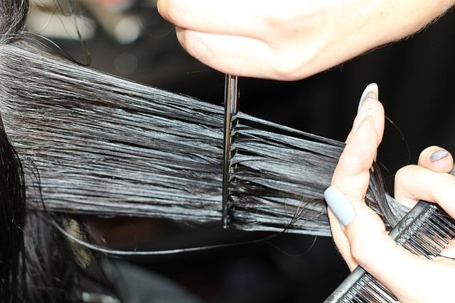 Hairdressing, Cutting Hair, Haircut, Hair, Comb