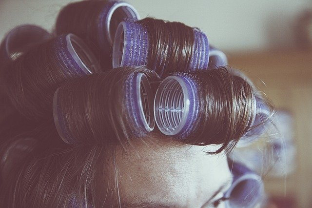Hairstyle, Hairdresser, Hair, Pinned Up, Face, Feminine