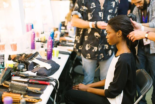 People, Girl, Beauty, Cosmetics, Salon, Hairstyle