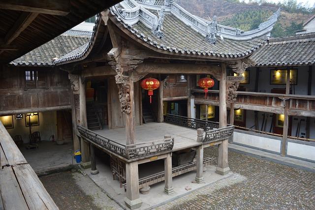 Hall Stage, Zhejiang Rural Hall
