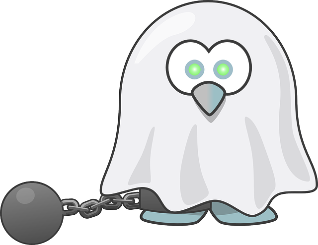 Tux, Animal, Bird, Chain, Dead, Fear, Ghost, Halloween