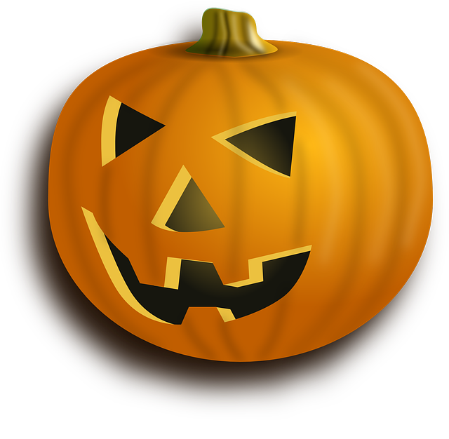 Pumpkin, Lantern, Halloween, Jack-o-lantern, Orange