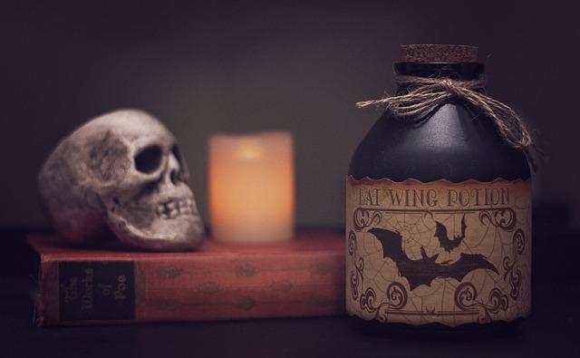 Potion, Poison, Halloween, Scary, Horror, Spooky