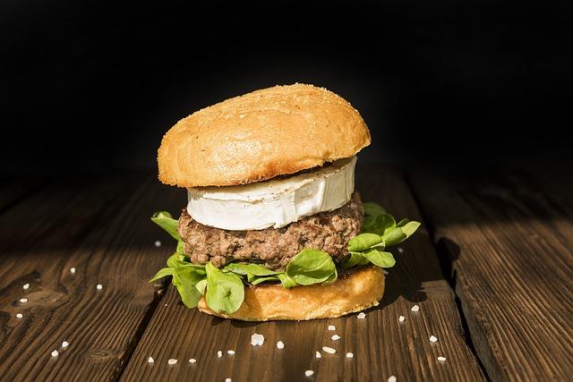Food, Pastries, Hamburger