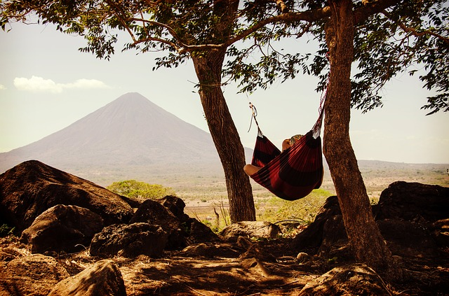 Chill, Chilling, Hammock, Landscape, Nature, Outdoors
