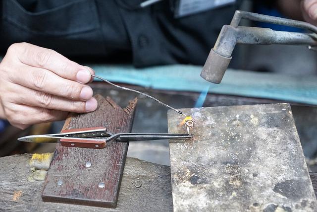 Industry, Hand, Steel, Work