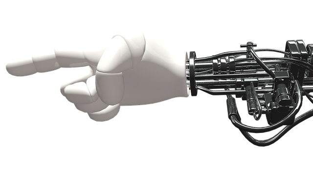 Hand, Robot, Machine, Artificial Intelligence