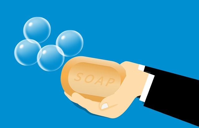 Soap, Washing, Hand, Care, Medical, Health