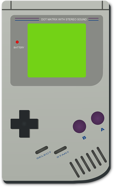 Gameboy, Nintendo, Computer Game, Display, Handheld