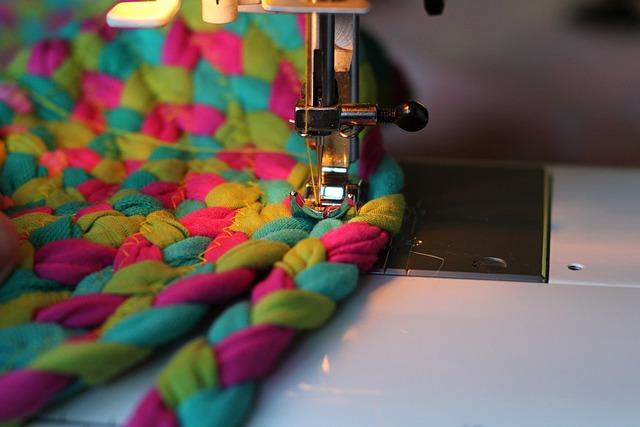 Sewing-machine, Sew, Stitch, Handicraft