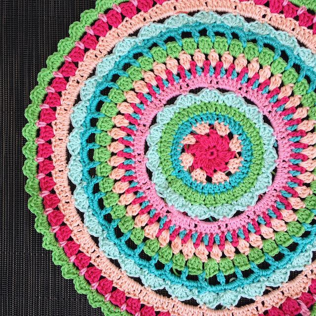 Hooks, Colors, Handmade, Cotton, Decoration