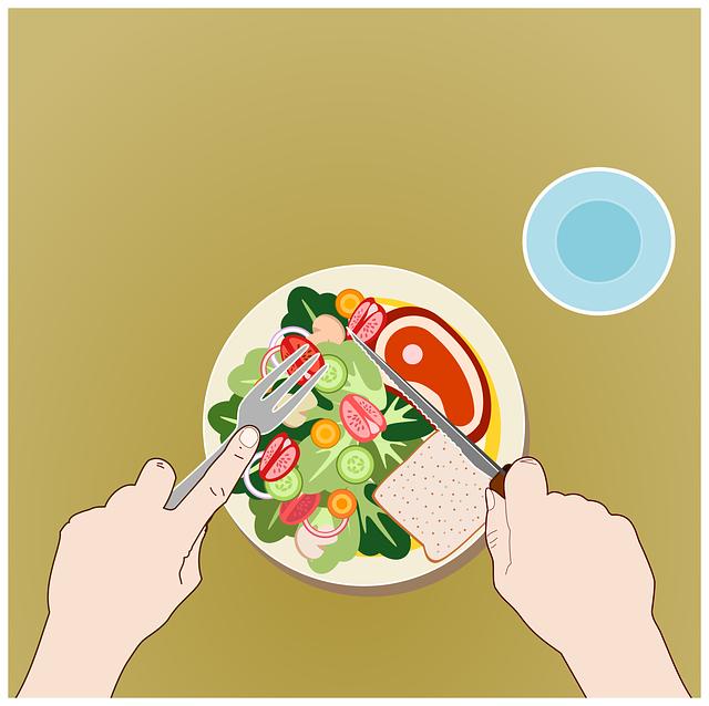 Food, Healthy, Hands, Dish, Healthy Food, Power