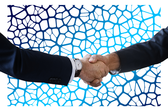 Shaking Hands, Handshake, Network, Social, Neurons