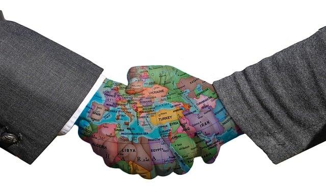 Handshake, Understanding, International Understanding