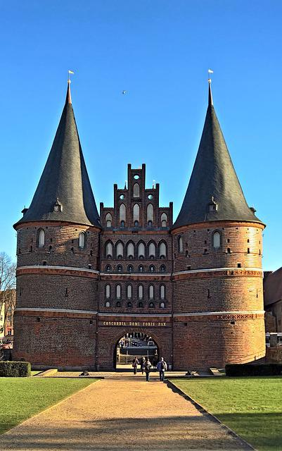 Hanseatic City Of Lübeck, Holsten Gate