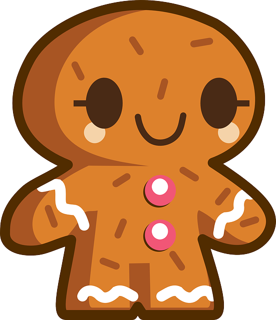 Gingerman, Biscuit, Gingerbread, Hansel, Man, Person