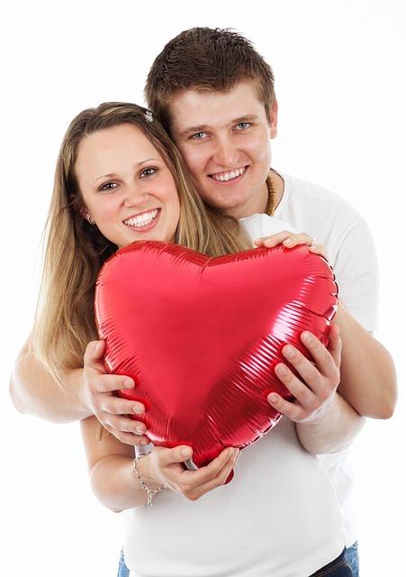 Caucasian, Couple, Female, Happiness, Happy, Valentine