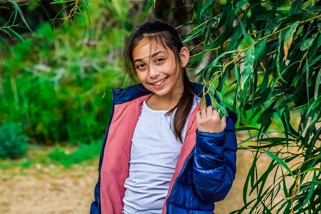 Girl, Portrait, Nature, Outdoors, Beautiful, Happy