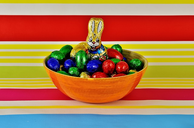 Chocolate Eggs, Easter, Happy Easter, Easter Bunny