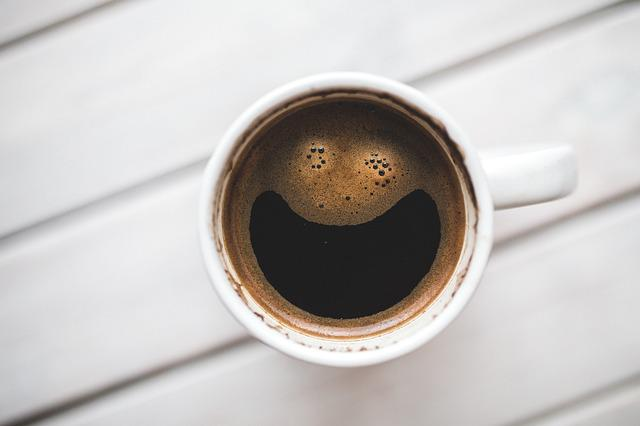 Coffee, Cup, Happy, Smile, Monday, Work, Working, Start