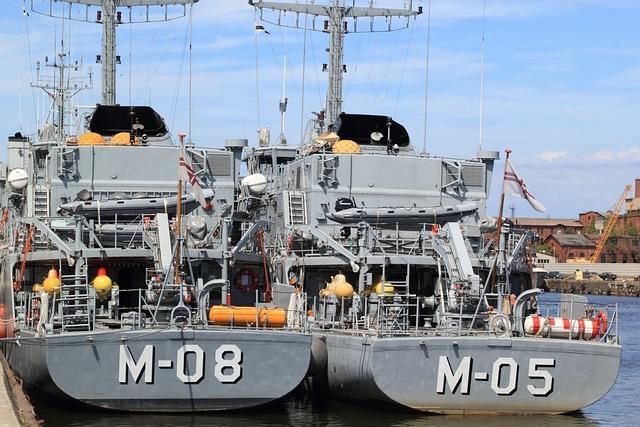 Latvia, Liepaja, Harbor, Marine, Ships