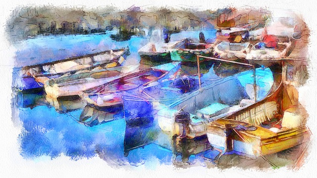 Brixham Harbour, Brixham, Harbour, Harbor, Torbay