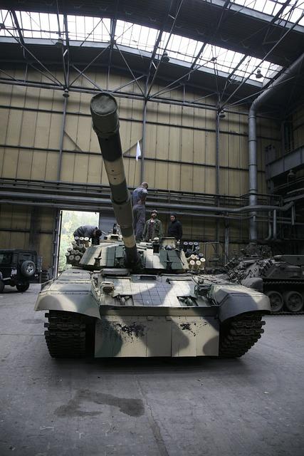 Main Battle Tank, T91, Hard, The Barrel, The War