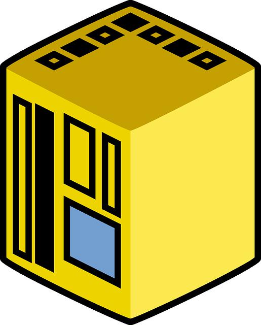 Mainframe, Hardware, Server, Mail, Central, Computer